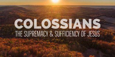 Redeemed Speech: Prayer and Proclamation (Colossians 4:2-6)
