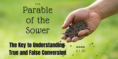 The Parable of the Sower (Mark 4:1-20)