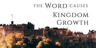 The Word Causes Kingdom Growth (Mark 4:26-29)