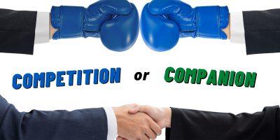 Competition or Companion (Mark 9:38-41)