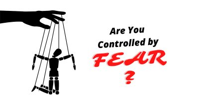 Are You Controlled by Fear? (Matt. 6:25-33)
