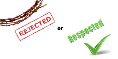 Rejected or Respected (Mark 12:1-12)
